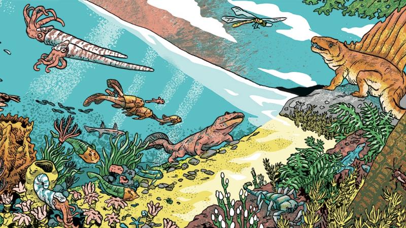 Paleozoic Kickstarter