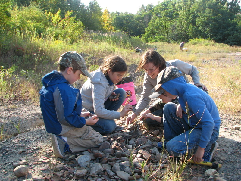 3. Braceville field trip  ESCONI 9-9-17