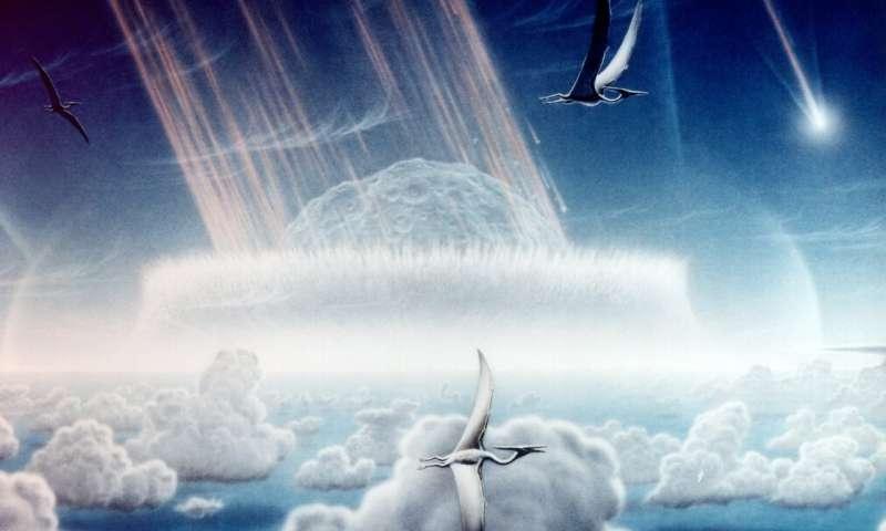 Chicxulub asteroid