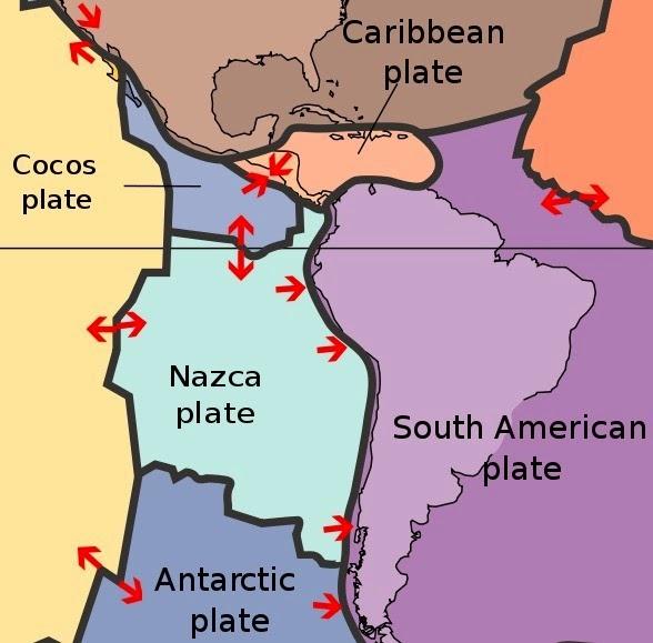 Chilean quake