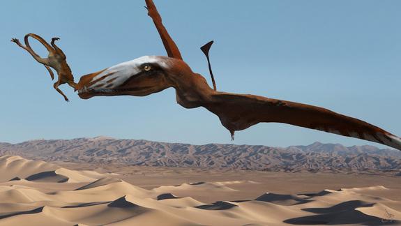 Composite-Pterosaur