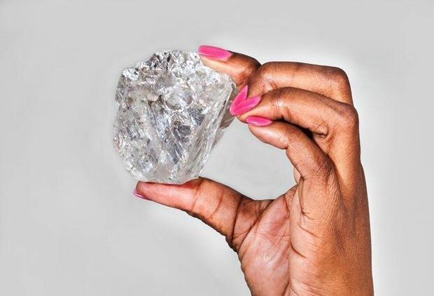 Largest diamond