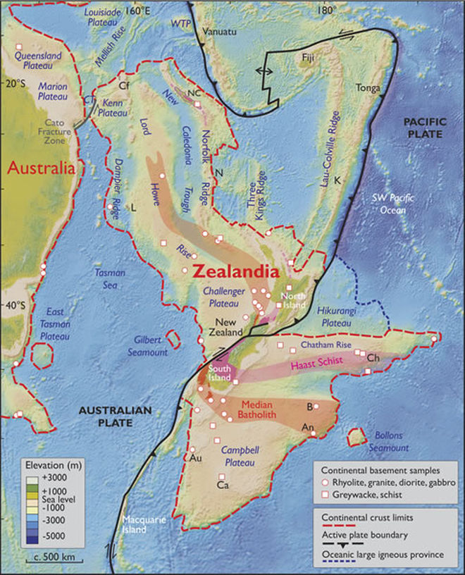 Earth has an 8th continent earth science club of northern illinois zealandia map gumiabroncs Images