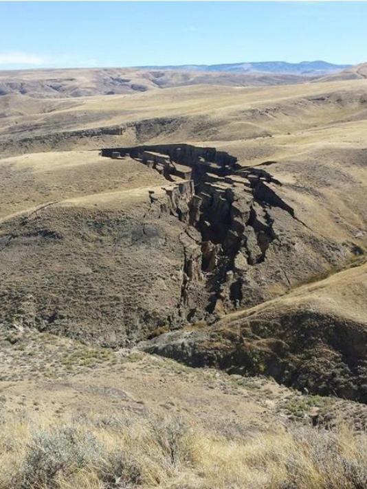 Wyoming Crack