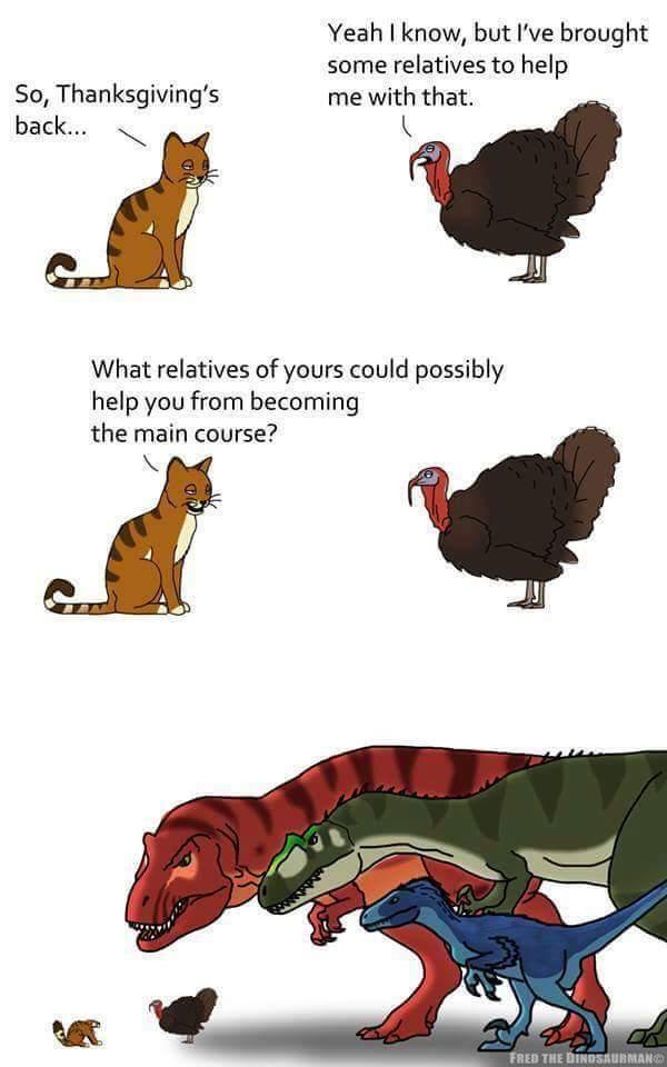 Thanksgiving - Invite the family
