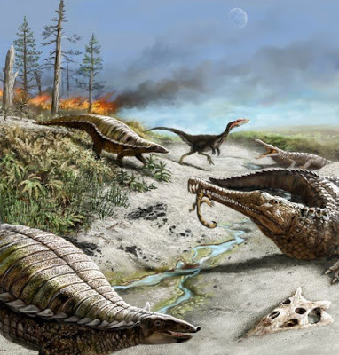 Why big dinosaurs steered clear of the tropics-GeologyPage