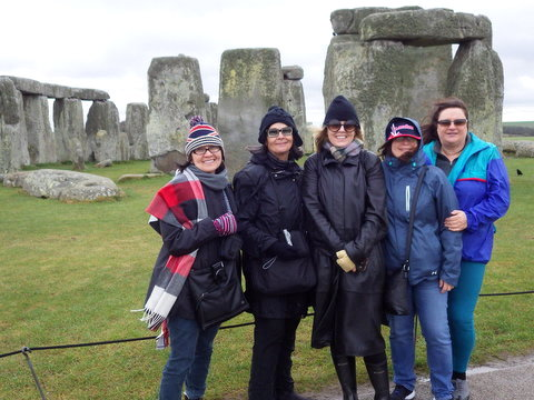 1. LRBs Stonehenge  February 2017