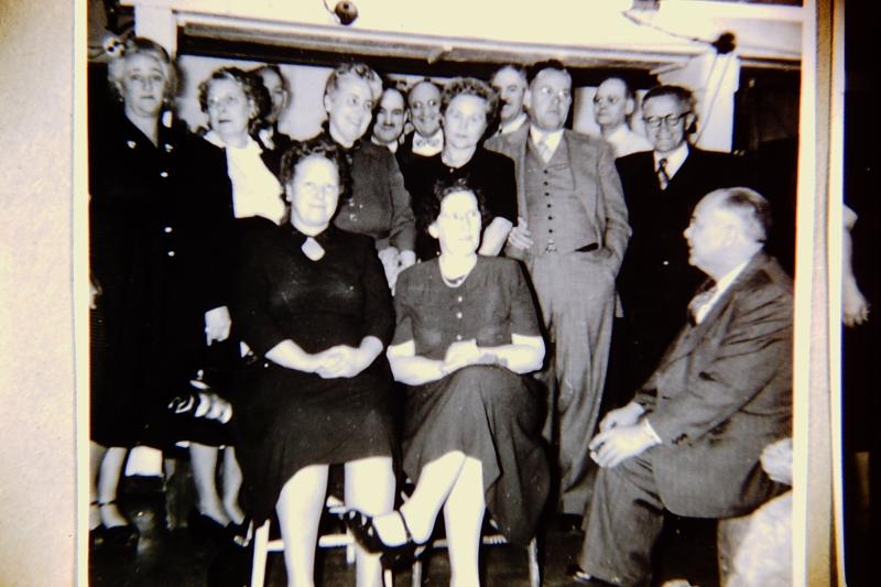 5_ESCONI officers_1951