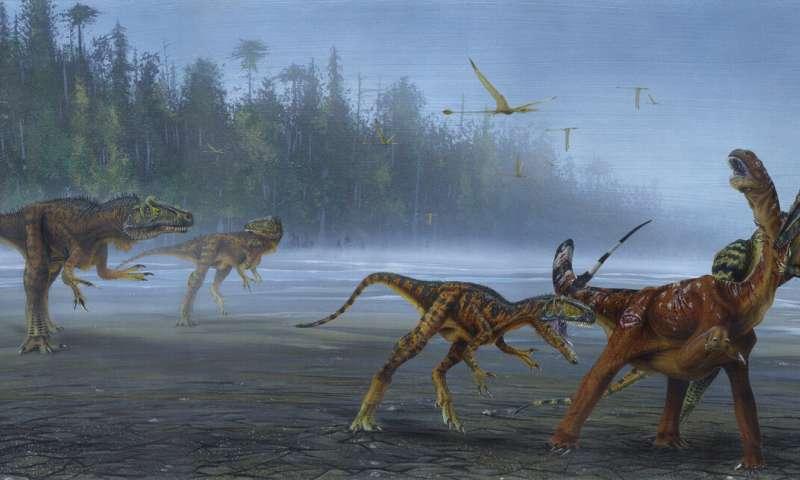 Allosaurus - newspecies