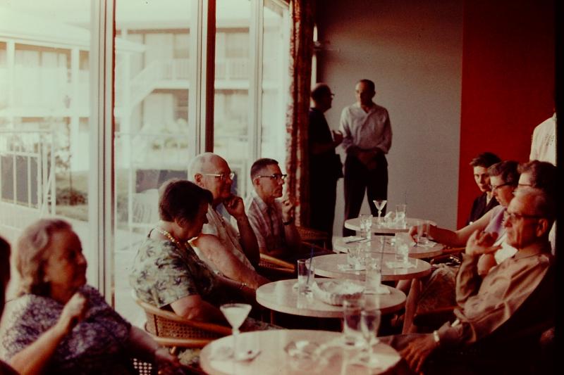 47_Paleontology Field Trip_Hiway House Motel_Godfrey IL_May 28 1966