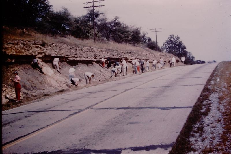 3_Highway near Bloomington Indiana trip_May 4-5 1957
