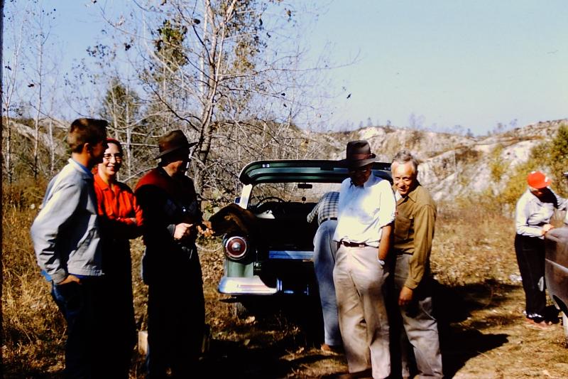 8_Combined Clubs trip_Braidwood  IL_1959