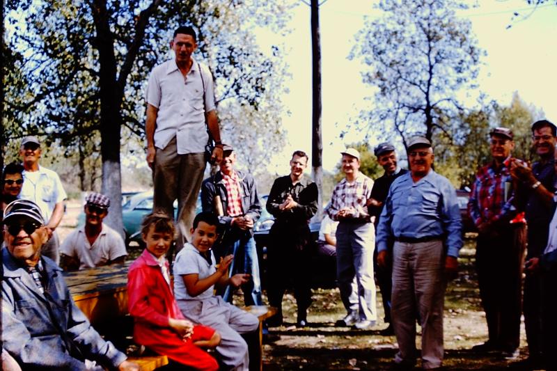 18_Ade McLuckie Knight_Annual Braidwood Day_9-27-1959