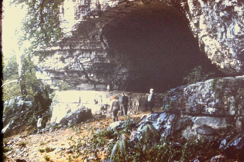 6_Rosiclare trip_Cave-in-Rock_4-25-1958