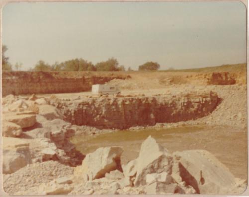 Pints Quarry_Kathy & Judy Dedina_May-1977