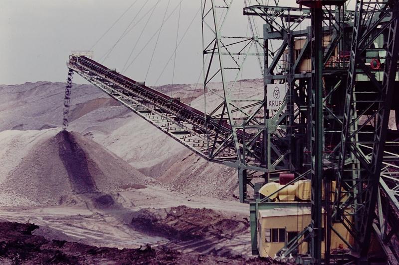4_Peabody Coal Co. stripping machine_Braidwood  IL_1966 (or 1960)