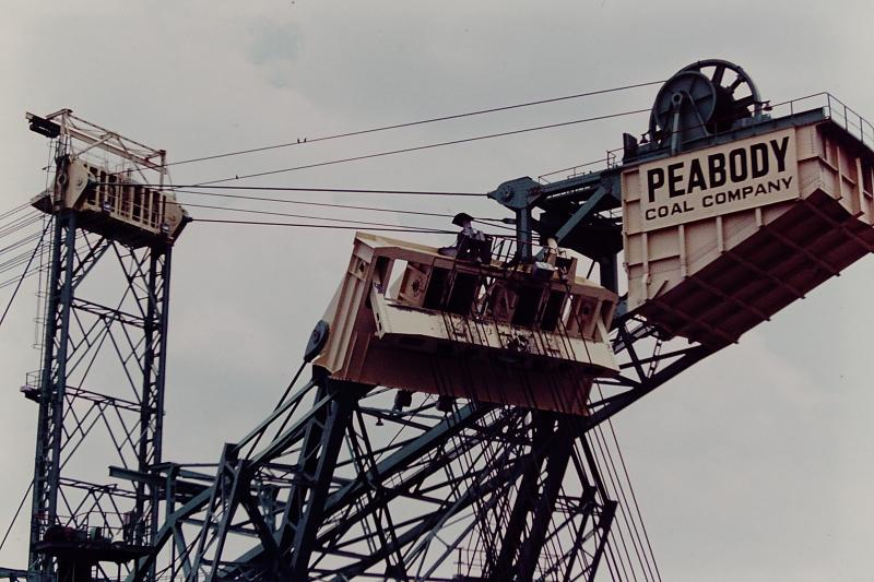 3_Peabody Coal Co. stripping machine_Braidwood  IL_1966 (or 1960)