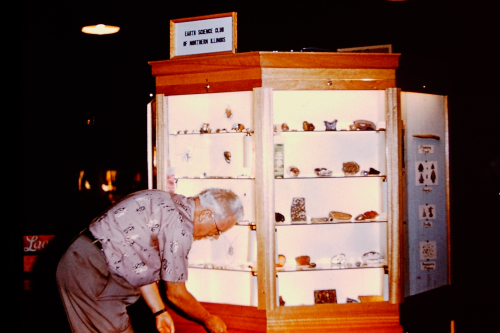 30_Max Hillmer & case built for ESCONI Exhibit at Midwest Conv_Springfield OH_June 18-21  1959