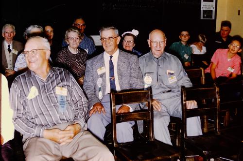 19_John McLuckie George Gelakoskis_Midwest Conv Downers Grove  IL_June 1958
