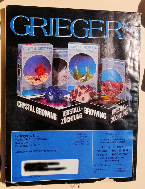 Greigers 1