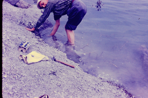 23_Bill Kelly_Sylvania Ohio quarry_June 1959