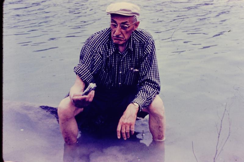 24_Bill Kelly_Sylvania Ohio quarry_June 1959