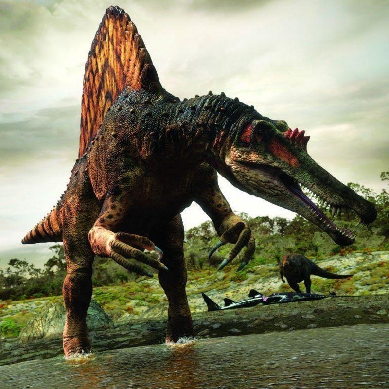 Spinosaurus_river