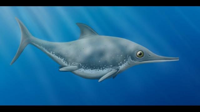Ichthyosaur-367958_640