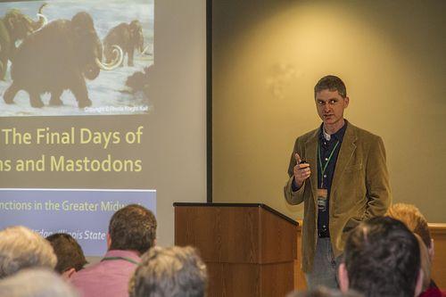 2014 Burpee Paleofest: Dr. Widga