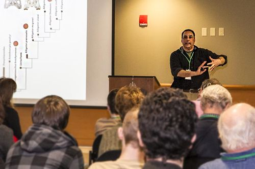 2014 Paleofest: Dr. Brochu