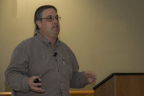2014 Burpee Paleofest: Dr. Bloch
