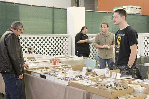 Mazon Creek Fossil Vendor Sales