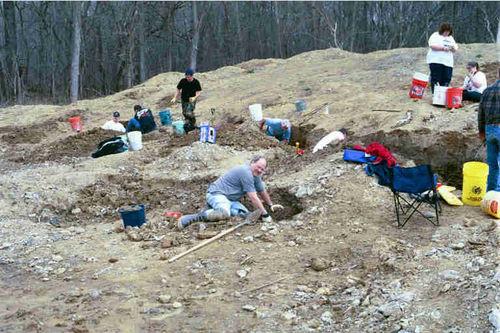 Geode Collecting Sheffler's 2002