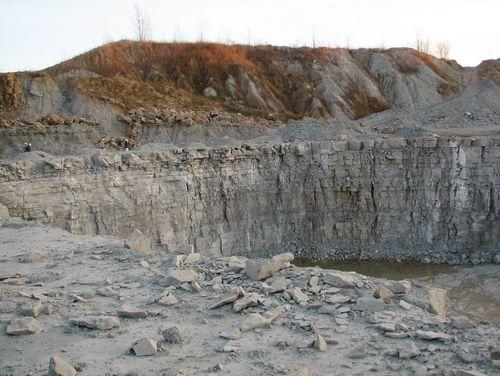 St. Paul, Indiana, Quarry  10-30-2010  #5