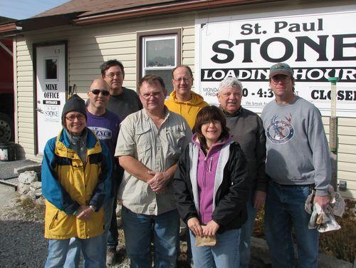 St. Paul, Indiana, Quarry  10-30-2010  #37