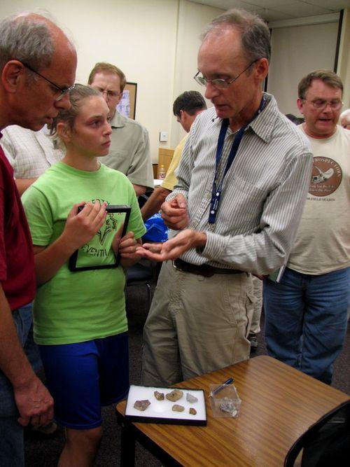 General Meeting, 9-11-09